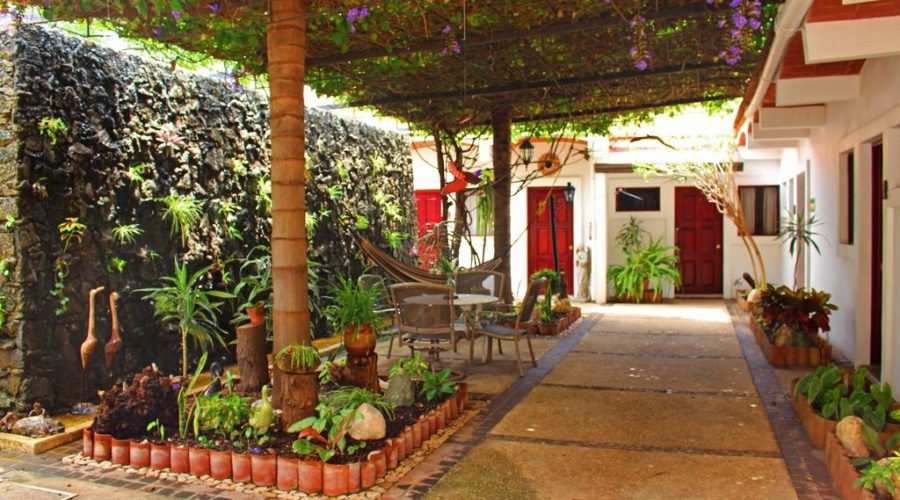 where to stay in Oaxaca Mexico