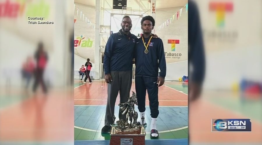 Teenage wrestler gets gold at Pan American U15 Championship in Mexico
