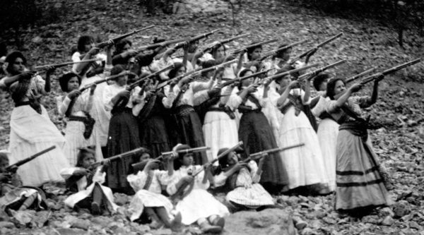 When Women Took Up Arms to Fight in Mexico's Revolution