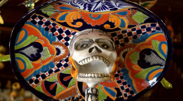 day of the dead oaxaca