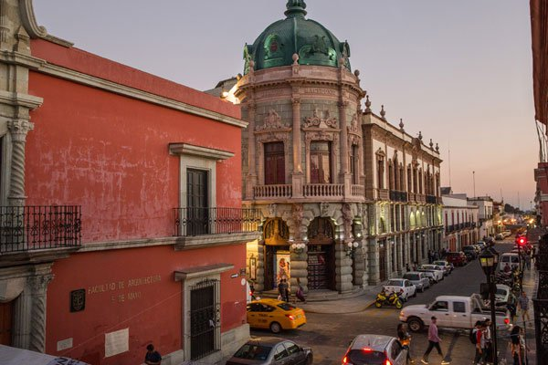 Traveling to Oaxaca, Mexico for a Weekend