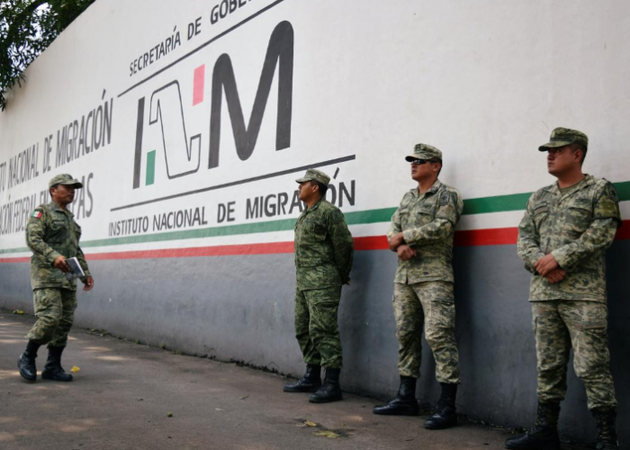 4,500 National Guard Troops being deployed in Oaxaca
