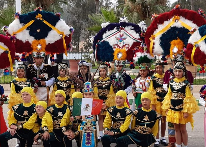 Oaxaca children travel to Morocco for international peace event